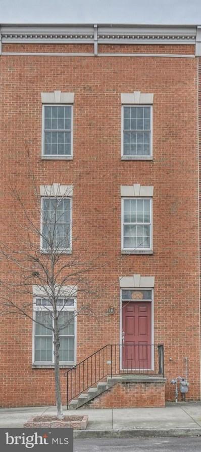 727 E Fort Avenue, Baltimore, MD 21230 - #: MDBA304390