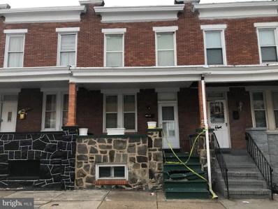 1218 N Decker Avenue, Baltimore, MD 21213 - #: MDBA304398