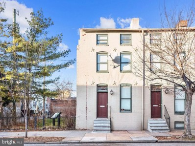 1216 W Lombard Street, Baltimore, MD 21223 - MLS#: MDBA304442