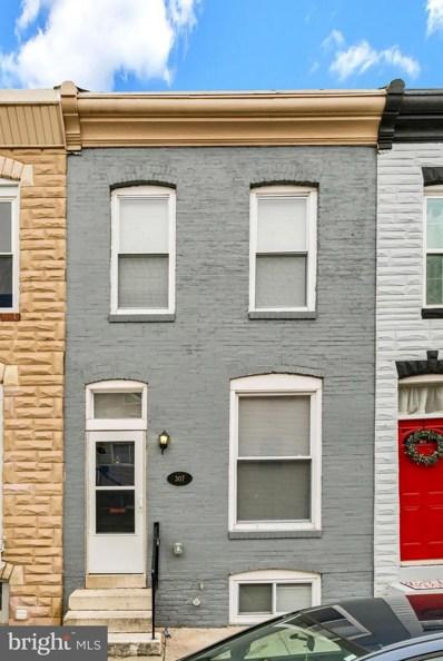 307 S Fagley Street, Baltimore, MD 21224 - #: MDBA304524