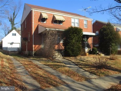 3604 Northway Drive, Baltimore, MD 21234 - #: MDBA304572