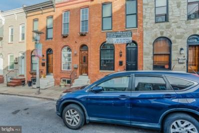 1439 Henry Street, Baltimore, MD 21230 - MLS#: MDBA304576