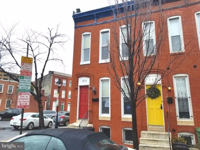 303 S Fremont Avenue, Baltimore, MD 21230 - #: MDBA304580