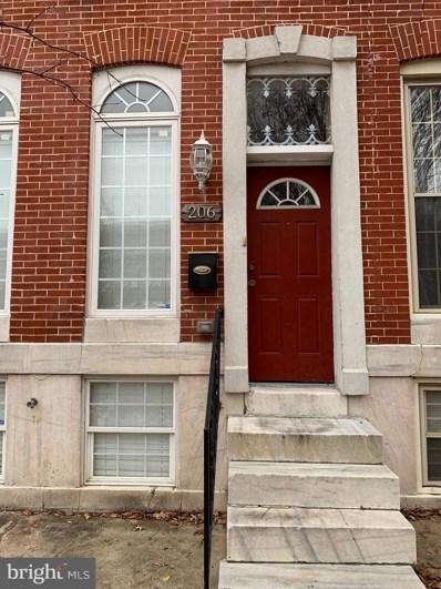 206 N Luzerne Avenue, Baltimore, MD 21224 - #: MDBA304602