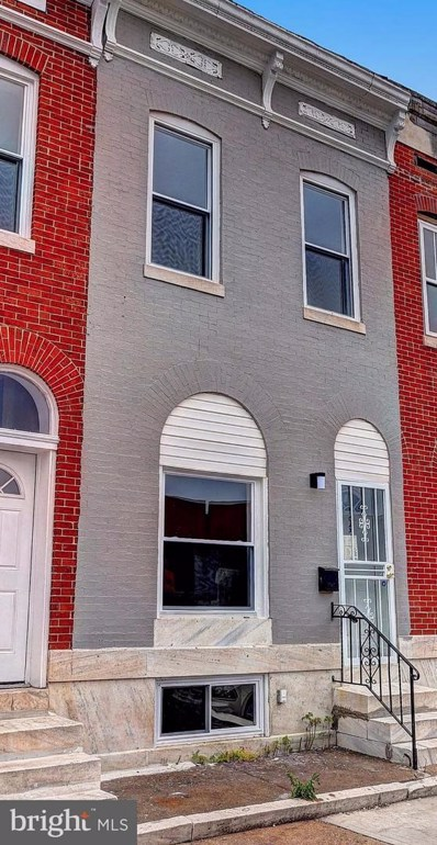 925 N Patterson Park Avenue, Baltimore, MD 21205 - #: MDBA304622