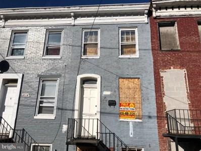 2112 Boyd Street, Baltimore, MD 21223 - #: MDBA304624