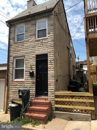 502 S Chapel Street, Baltimore, MD 21231 - #: MDBA304660