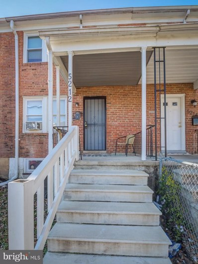 5212 Craig Avenue, Baltimore, MD 21212 - #: MDBA304676