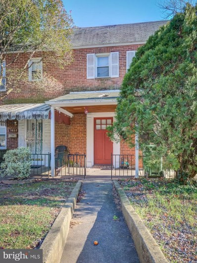 5835 Benton Heights Avenue, Baltimore, MD 21206 - #: MDBA304680