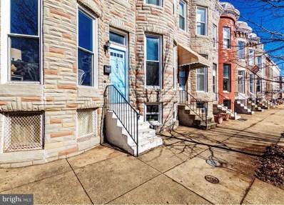 824 W 35TH Street, Baltimore, MD 21211 - #: MDBA304688