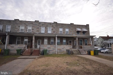 1910 Parksley Avenue, Baltimore, MD 21230 - #: MDBA304700