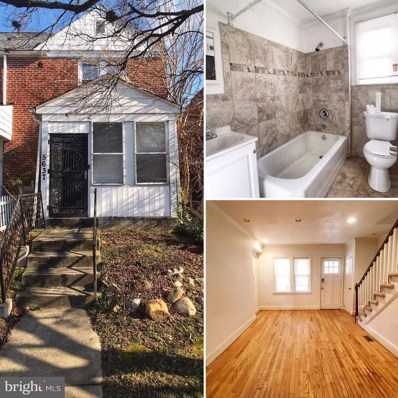 5637 Govane Avenue, Baltimore, MD 21212 - #: MDBA304746