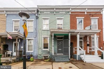 802 Berry Street, Baltimore, MD 21211 - MLS#: MDBA304774