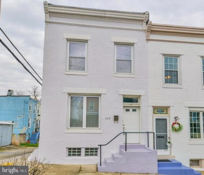 922 W 38TH Street, Baltimore, MD 21211 - #: MDBA304804