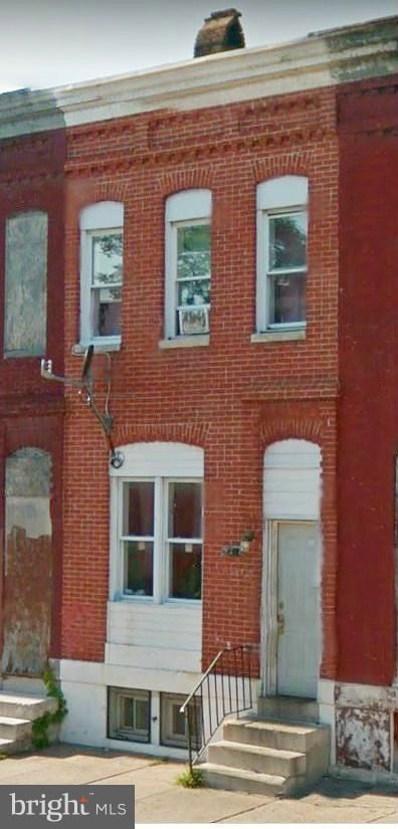 2416 E Lafayette Avenue, Baltimore, MD 21213 - #: MDBA304862