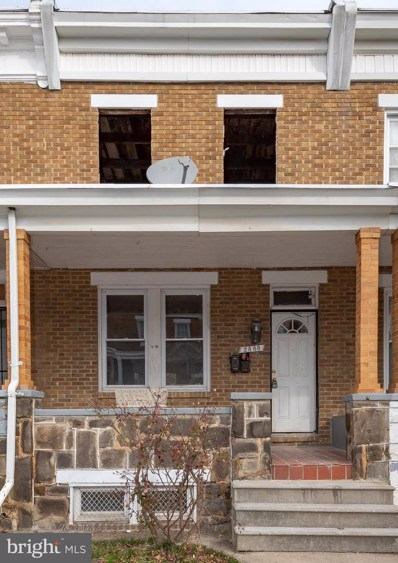 2888 Pelham Avenue, Baltimore, MD 21213 - #: MDBA304916