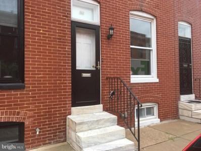 26 S Curley Street, Baltimore, MD 21224 - #: MDBA304986