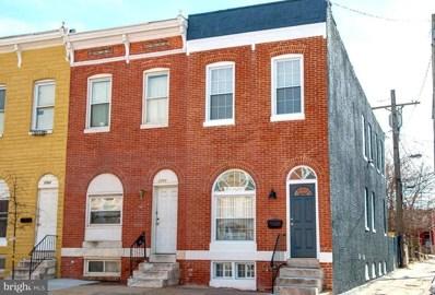 2301 Ashland Avenue, Baltimore, MD 21205 - #: MDBA305008