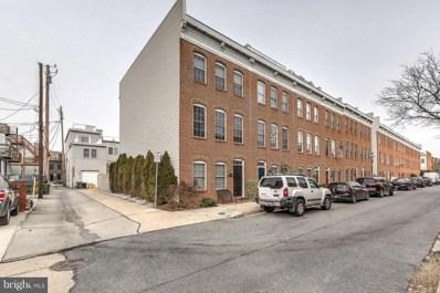 1326 Richardson Street, Baltimore, MD 21230 - #: MDBA305048