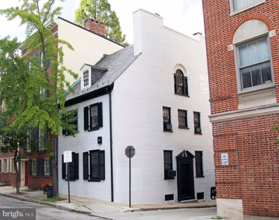 8 W Hamilton Street, Baltimore, MD 21201 - MLS#: MDBA305058