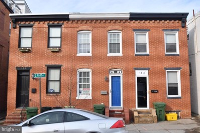 136 E Fort Avenue, Baltimore, MD 21230 - #: MDBA305098