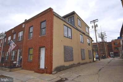 34 W West Street W, Baltimore, MD 21230 - #: MDBA305200
