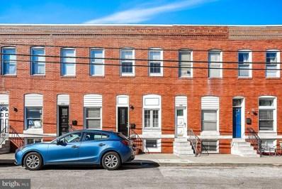 812 Eaton Street, Baltimore, MD 21224 - MLS#: MDBA305236