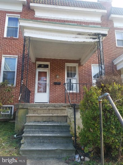 15 N Wickham Road, Baltimore, MD 21229 - MLS#: MDBA305244