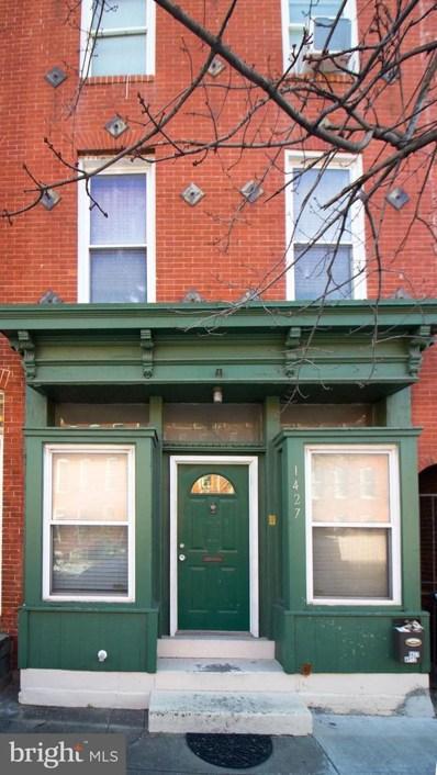1427 S Hanover Street, Baltimore, MD 21230 - #: MDBA305246
