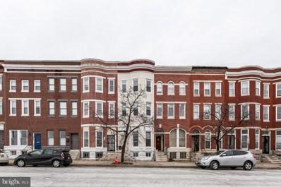 716 Lennox Street, Baltimore, MD 21217 - #: MDBA305296