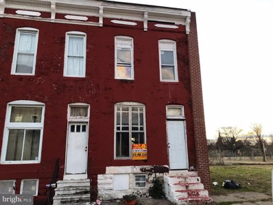 1320 Ensor Street, Baltimore, MD 21202 - #: MDBA305302