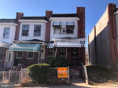 408 Poplar Grove Street, Baltimore, MD 21223 - #: MDBA305322
