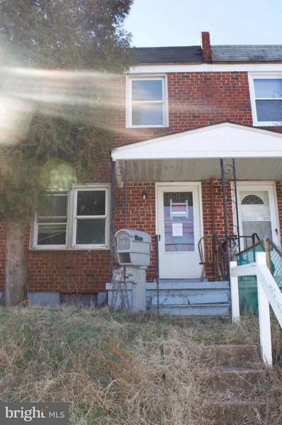 4204 Fairhaven Avenue, Baltimore City, MD 21226 - MLS#: MDBA305372