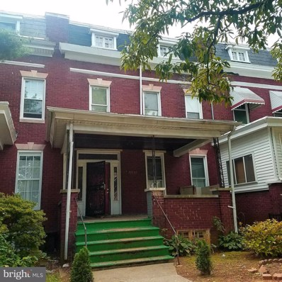 3531 Liberty Heights Avenue, Baltimore, MD 21215 - #: MDBA305394