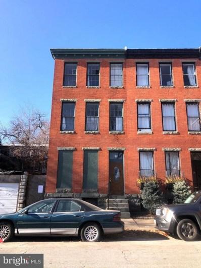 12 S Calhoun Street, Baltimore, MD 21223 - #: MDBA305402