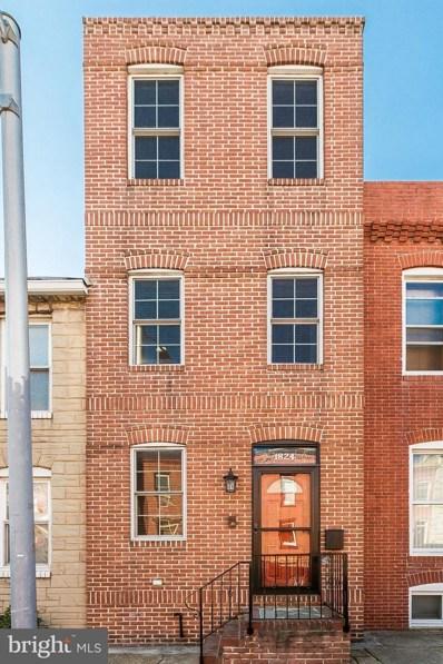 1824 Light Street, Baltimore, MD 21230 - #: MDBA305406