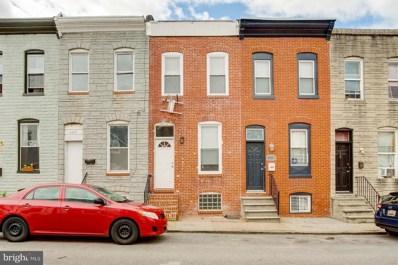 124 N Rose Street, Baltimore, MD 21224 - #: MDBA305412