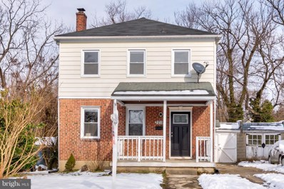3218 Cedarhurst Road, Baltimore, MD 21214 - #: MDBA305414