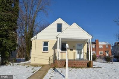 4610 Renwick Avenue, Baltimore, MD 21206 - #: MDBA305458