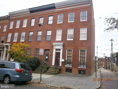 1415 Hollins Street, Baltimore, MD 21223 - #: MDBA305464