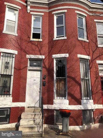 2437 Woodbrook Avenue, Baltimore, MD 21217 - #: MDBA305504