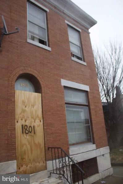 1801 N Washington Street, Baltimore, MD 21213 - #: MDBA305510