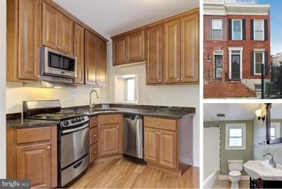 1201 Gough Street, Baltimore, MD 21202 - #: MDBA305518