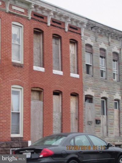 1831 Aisquith Street, Baltimore, MD 21202 - #: MDBA305600
