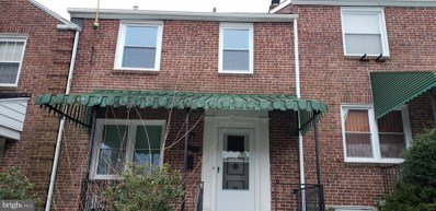 1013 Andover Road, Baltimore, MD 21218 - MLS#: MDBA305642