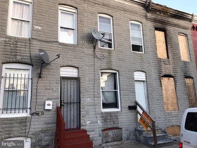 405 S Vincent Street, Baltimore, MD 21223 - #: MDBA305648