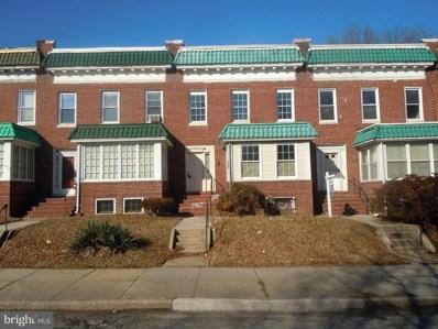 808 E 33RD Street, Baltimore, MD 21218 - #: MDBA305676