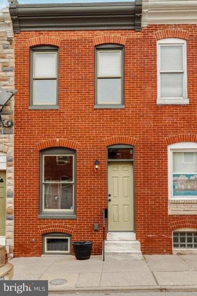 29 N Curley Street, Baltimore, MD 21224 - #: MDBA305778