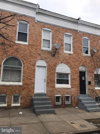 2451 Druid Hill Avenue, Baltimore, MD 21217 - MLS#: MDBA305826