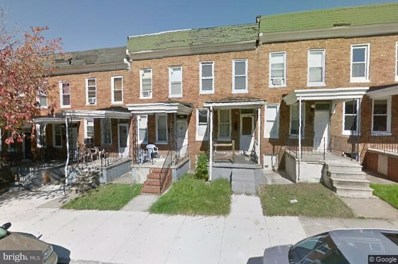 3150 Ravenwood Avenue, Baltimore, MD 21213 - #: MDBA305982
